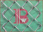 Chain Link Fencing - BW42