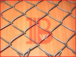 Chain Link Fencing - BW43